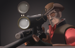 Sniper no sniping by zelc-face