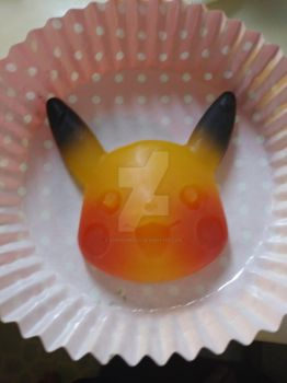 PIKACHU SOAP! by lcponymerch