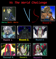 Yugi Muto vs. The World by MarioFanProductions