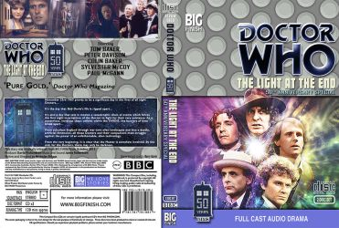 Big Finish The Light at the End by Barry-gavin