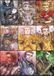 The Theirin Heir - Past, Present, Future by aimo