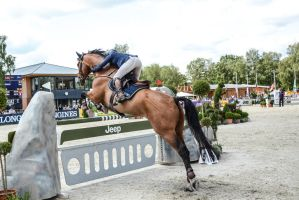 3DE Luhmuehlen Show Jumping Lift Off Series 01 by LuDa-Stock