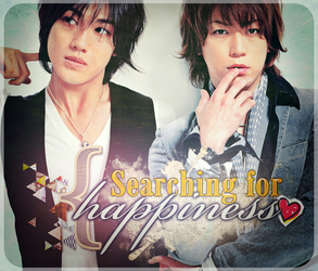 Searching for Happiness Banner by malapersona