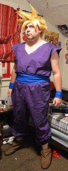 Finished Gohan Cosplay by Sailor-Jeimi