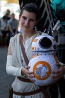 Star Wars Episode VII -  Rey Cosplay 8 by biohazard-no-1