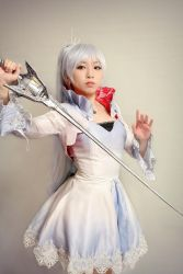 Call me Weiss ! by Suetsuetchan