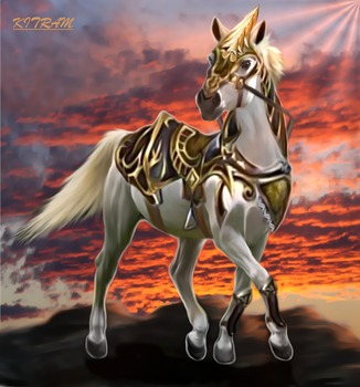 LEGEND ONLINE - IMPERIAL STEED by KITRAM