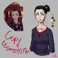 Copy and Transform / Exercise by Gubnub