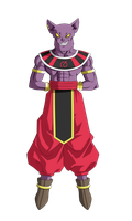 Negroni - Son of Beerus by lssj2