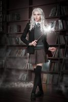 Magic of Slytherin by GreatQueenLina