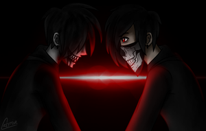 Two sides by Creytor