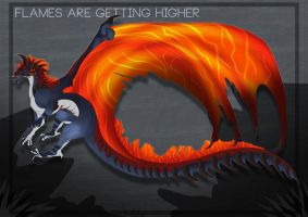 [CLOSED] Flames are Gettin' Higher by Alliion