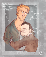 Jim n' Seb by HerosSanguin