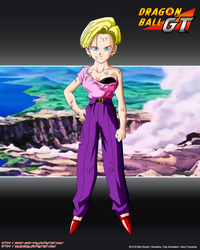 Android 18 Damage SS17 by Seiya-Dbz-Fan