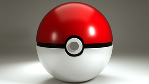 Pokeball by Masteraar