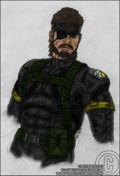 ~ The Legendary Soldier ~ by PokeTheCactus