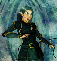 Lin Beifong by MissMinority