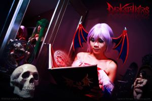 Darkstalkers - reflections by xrysx