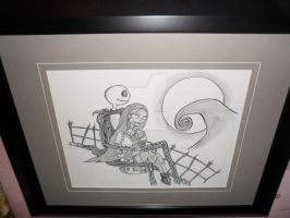 Jack and Sally by Mayux