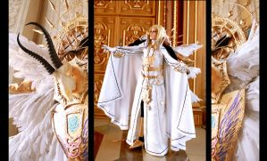 Trinity Blood - Cain Nightlord by NanjoKoji