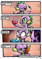 [Comic] Price of my Excess by Rambopvp