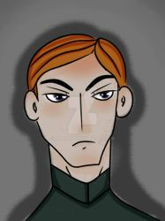 Brendol Hux (Hux's father) - test by Im-a-knife