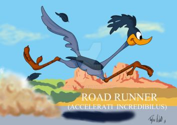 Roadrunner by tyleroch