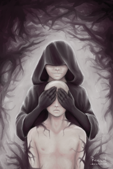 Lies and Greed by Revenciel