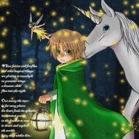APH: Of Fairies, Fireflies.... by Nogojo