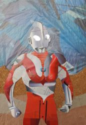 Ultraman by pickled-punk