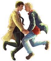 Destiel is my new OTP by staypee