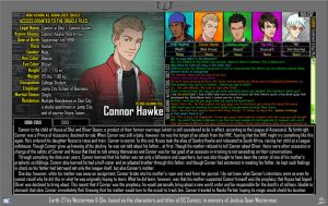 [Earth-27: Oracle Files] Connor Hawke (1/2) by Roysovitch