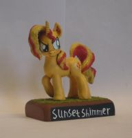 MLP:FIM Sunset Shimmer by uBrosis