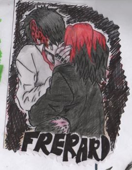 Angry, Sexy, Frerard by GHOULISHGLOW
