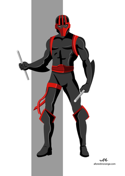 Night Thrasher (Marvel) by FeydRautha81