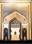State Mosque of Qatar - Main Gate by alimjshafi