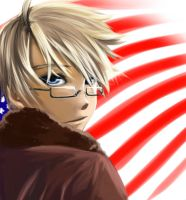 APH: Oh Beautiful for... by DarkHalo4321