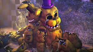 They Were Left To Rot -|- SFM / FNaF by Tayma2uky