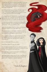 TheNeverWorld page 7 (end of chapter 1) Book 1 by Starwarrior4ever