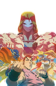 Street Fighter II Turbo 5a by UdonCrew