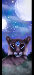 King of the Night by Malavii