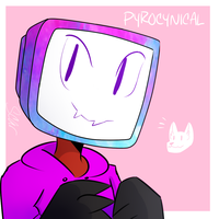 Pyrocynical Icon by noonlite