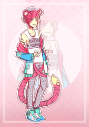 :: Tiger Adopt ! :: [CLOSED] by mufifins