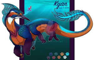 Frigate Chaser Kyan by GuardianDragon1