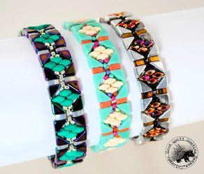 Windows Bracelet by GoodQuillHunting