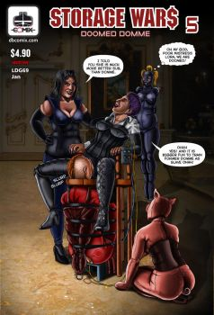 Domme Forced To Serve Another Domme by lindadb