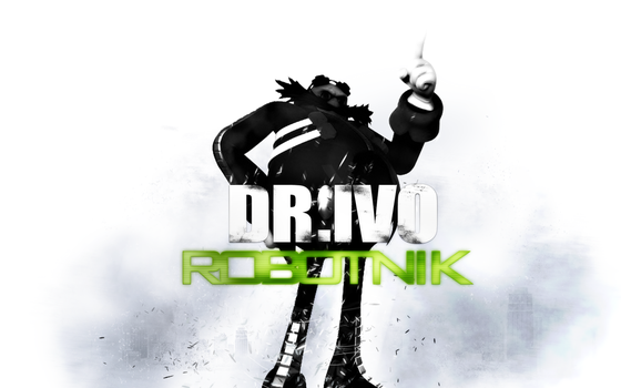 Robotnik MW3 Crossover by darkfailure