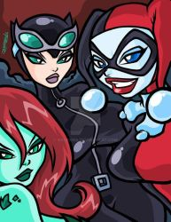 GOTHAM CITY SIRENS by ASSESINA