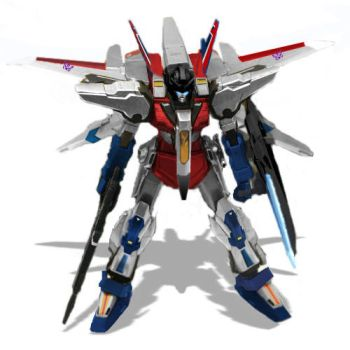 Armored Core - Starscream V2 by leangreen76