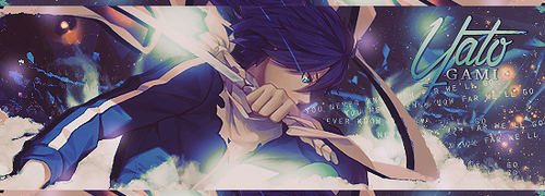 Yato Gami // Photoshop CC by fred22e
